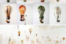 ideias com lâmpadas