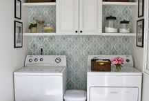 Laundry Room / by Ashley Brown