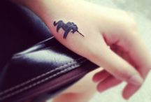 Small tatoo