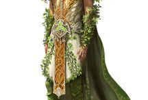 Elvy Elves (& stuff)