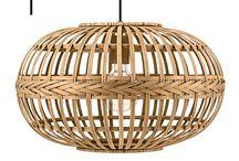COSSY NATURAL MATERIALS LAMPS