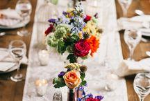Wedding Theme - Boho Chic