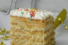 Тортики без выпечки