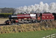 Steam / The age of steam. Pictures of steam engines both traction and stationary