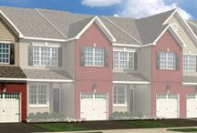Saddlebrook Estates New Townhomes in Bucks County
