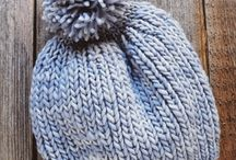 Hat knitting