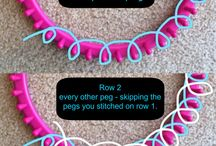 Knitting loom / by Keri McLaughlin
