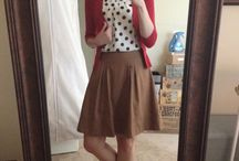 Fashion - skirts / Outfit inspiration involving skirts.