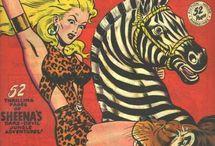 Superwomen of The Golden Age