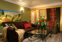 Living Room Ideas / by Courtney Aslin
