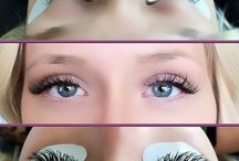 Swell Eyelash Extensions / Get FabuLASH with eyelash extensions! Goodbye, mascara! / by Swell Beauty