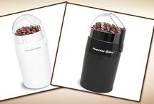 Proctor Silex Coffee Grinders / Reviews of the best Proctor Silex coffee grinders, as well as getting to know the company who builds them a bit better.
