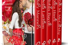 Cooking Up Kisses Collection / Valentine's Day collection of five scrumptious novellas.