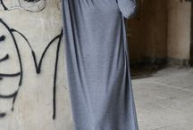 winter maxi dress
