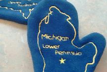 Made in Michigan / Eat Practical. Eat Local.  Find food items made in Michigan at your local Harding's Market!
