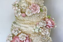 Ruffles and Frills Cakes