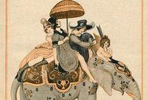 Le Sourire. 1917