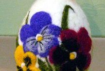 Tovade ägg