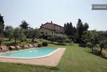 Feriehus i Toscana