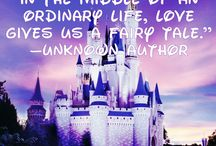 Disney Wedding Inspirational Quotes / Quotes to inspire making your dream fairy tale wedding come true.