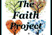 The Faith Project / 2016 - A Year of Digging Deep and Growing in Grace Monthly goals and resolutions inspired by Ephesians 3:18, May you have the power to understand, as all God's people should, how wide, how long, how high, and how deep His love is. Find out more at Counting My Blessings.com