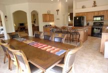 Excellent Table for your Sedona vacation Thanksgiving Feast!