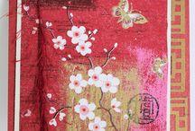Cards - Oriental