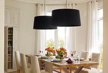 Ilumina tu sala de estar / Varias ideas para lograr la iluminación deseada en tu sala de estar. Iluminación para leer, para ver la televisión, para jugar en familia... iluminación para todos los ambientes y estilos de hogar.