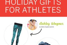 Athlete Holiday Gift Guide / We turned to the pros to find out which sports gear they'd give - or covet themselves -- this holiday season.