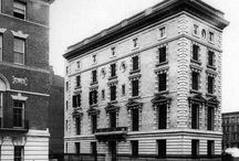 Architects & Architecture of New York / See also: Architectural Elements, Buildings of New York, New York Landmarks