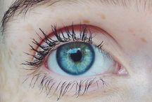 eyes/brows / you look so cool.