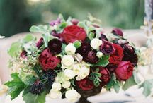Rich, Moody & Lush Wedding Inspiration