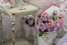 Shabby Chic / Who I am on the inside!