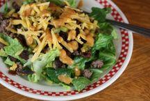 Salad / by Dena Gilday
