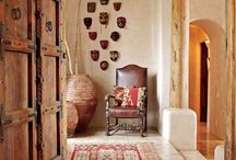STYLE: eclectic/southwestern