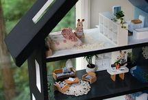 casita de muñeca