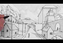 Prospettive / Prospettive disegni