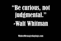 Words if wisdom