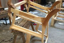 Sofas and Chair...the making of! / Building and restoring sofas and chairs.