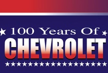 100 Years of Chevrolet / by AACA Museum