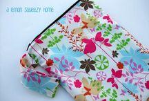 Bags, pouches, purses, pencil cases