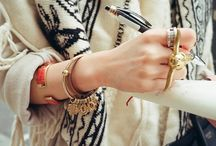 bracelets, necklaces, rings and things / by S J