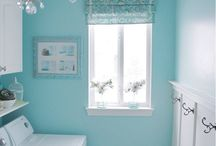 LAundry room decor / by Tia Johnson