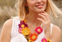 Crochet Flowers / by winter roses