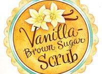 Sugar & Salt Body Scrubs / by Mandy Naranjo