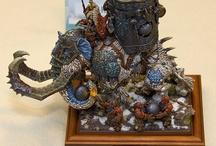 Warhammer / by Triklops Evilhorde