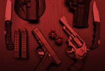 Weaponery : Guns and Knives