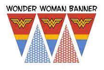 Wonder Woman party
