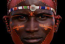 portret kleurrijk