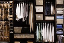 closets / by Claudia